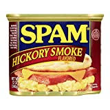 Spam Hickory Smoke, 12 Ounce Can