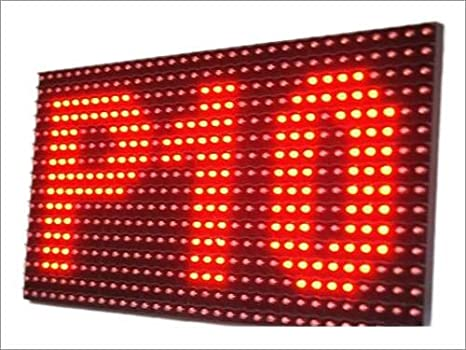 best service 8b9bb a36ca tridev traders Delight Display India P10 LED Module: Amazon ...