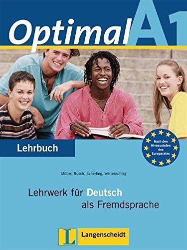 Optimal A1: Lehrbuch (German Edition)