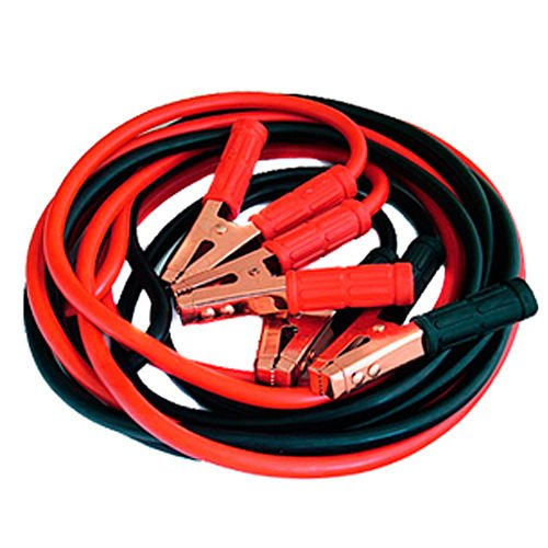 100// 200 AMP CAR JUMP LEADS 2M LENGTH 8 GAUGE ALL PURPOSE 200 AMP