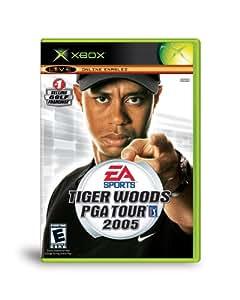 TIGER WOODS PGA TOUR 2005 - Xbox