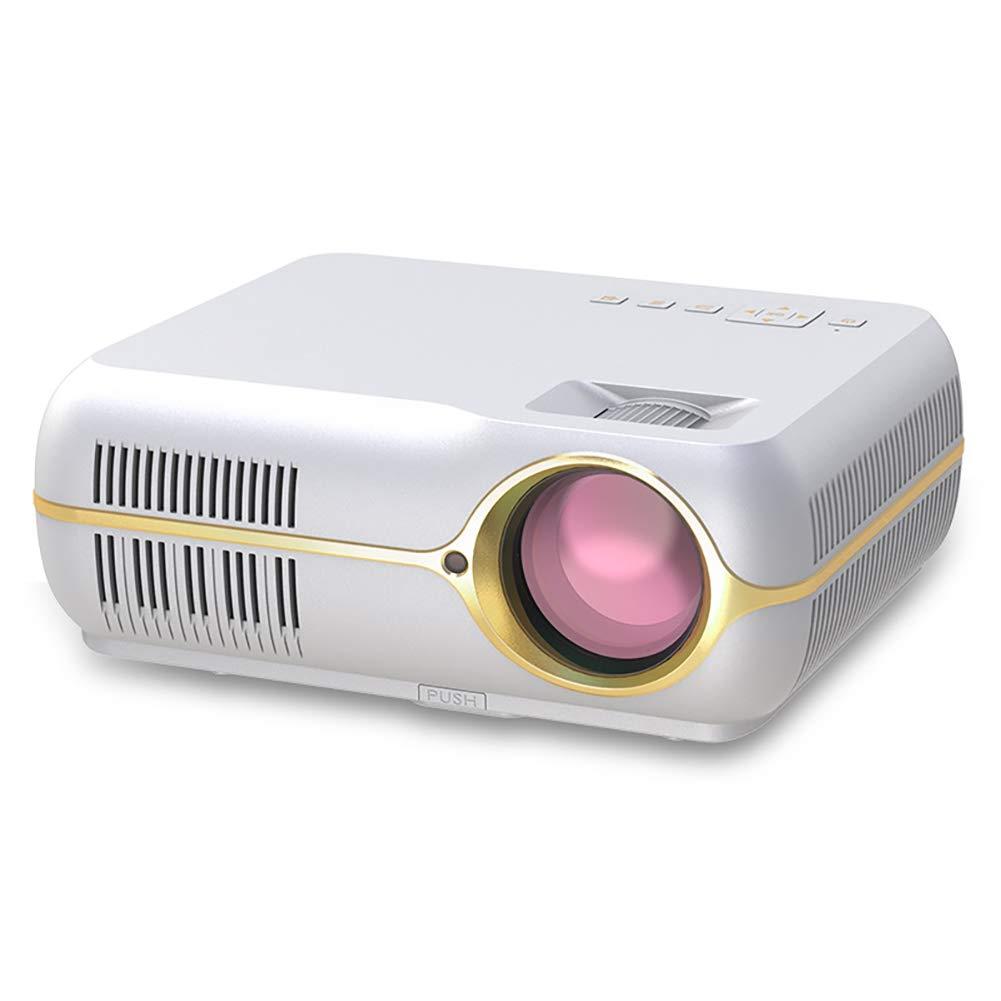 Unbekannt microproyector, 1080P HD proyector de Negocios ...