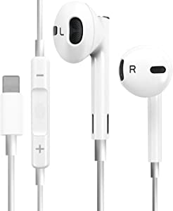 Earbuds/Earphones/Headphones for iPhone Wired Noise Isolating Built-in Microphone with Remote & Micphone Compatible with iPhone X/Xs/XR/Xs max/7/7plus 8/8plus /11/12/pro/se iPad/iPod-2