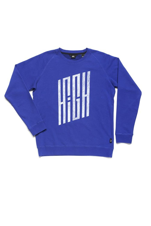 55DSL Men's Fonin Crew Sweatshirt, Blue