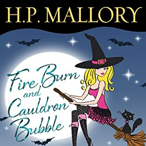 Fire Burn and Cauldron Bubble Audiobook