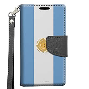 Alcatel OneTouch Pop Astro Wallet Case - Argentina Flag
