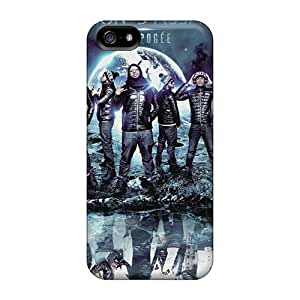SherriFakhry Iphone 5/5s Excellent Cell-phone Hard Cover Provide Private Custom HD Breaking Benjamin Pictures [Vne2590nxwJ]