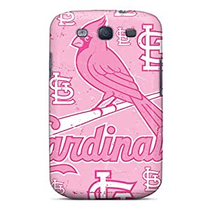 For Galaxy Case, High Quality St. Louis Cardinals For Galaxy S3 Cover Cases