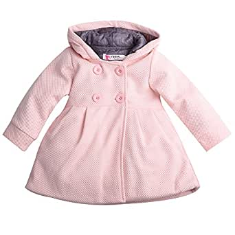 Amazon.com: Baby Toddler Girls Fall Winter Trench Coat