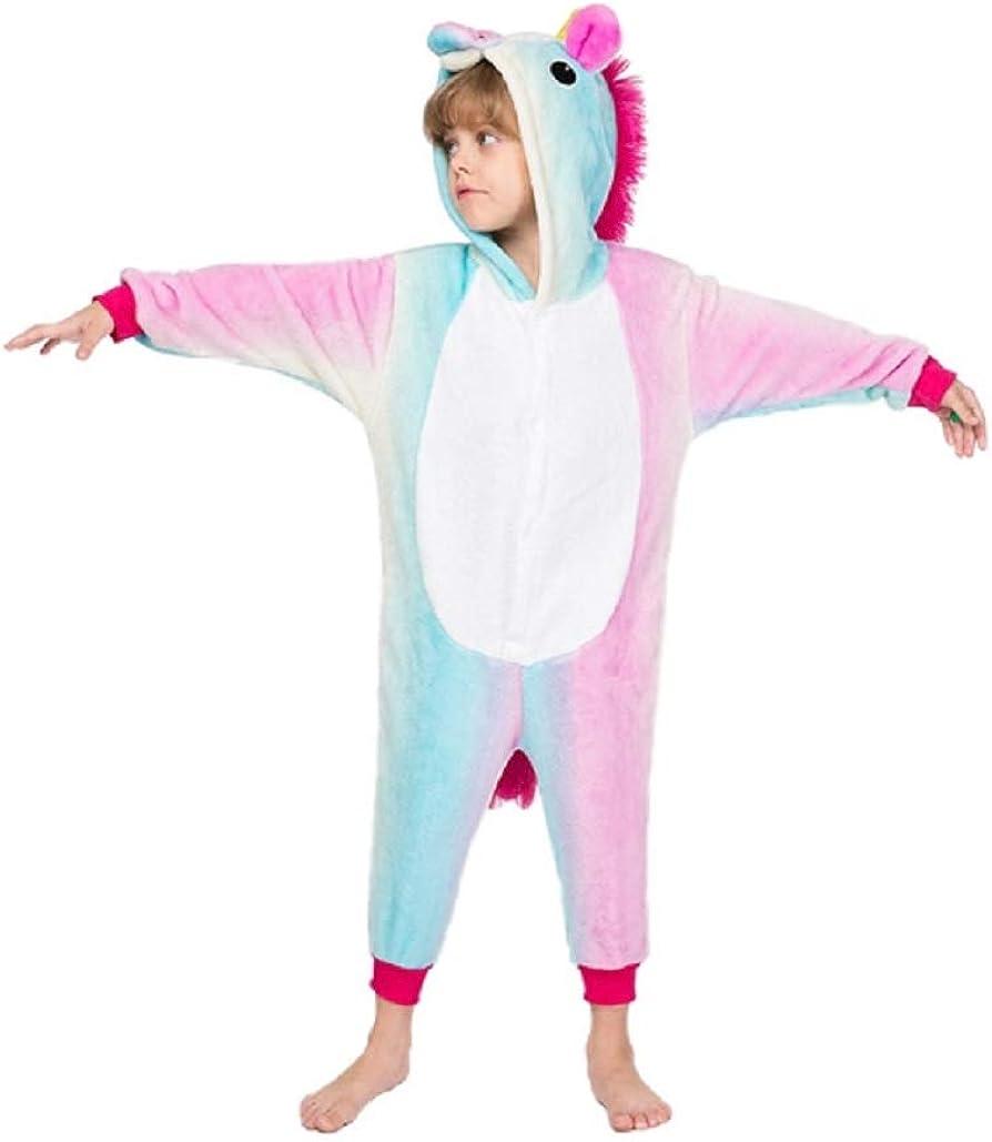 Pyjama pour Enfants gar/çons Filles avec Personnage Animal Taille 2 3 4 5 6 7 8 9 10 11 12 Ans