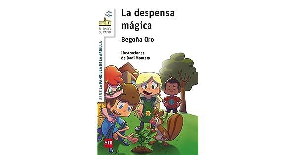 Amazon.com: 1.DESPENSA MAGICA, LA.(BARCO VAPOR BLANCA).(4ª ...