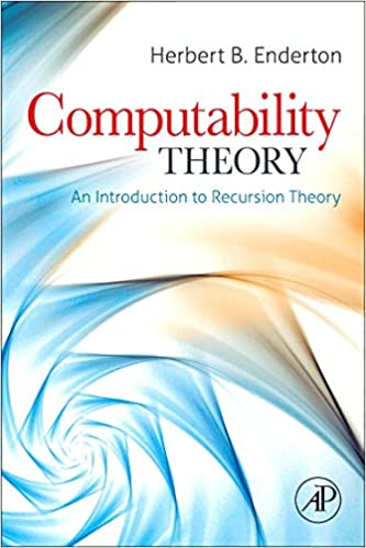 Computability theory. An introduction to recursion theory