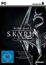 The Elder Scrolls V: Skyrim Special Edition [Code In The Box] [Importación Alemana]