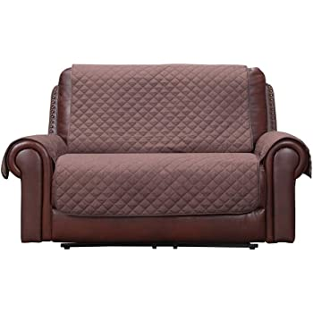 Charmant Home Queen Premium Water Resistant Couch Slipcover For Leather Sofa,  Non Slip Sofa Protector