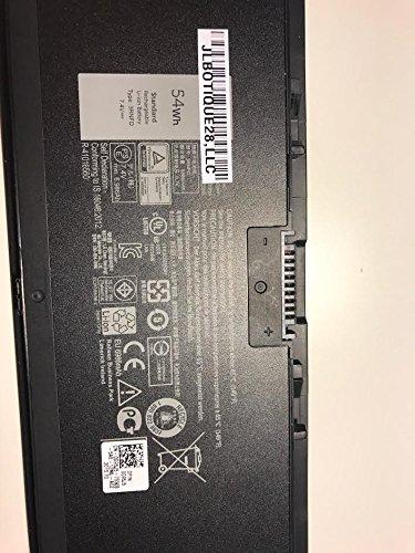 Bateria 3RNFD para Dell Latitude E7440 Latitude E7450 451-BBQE 54WH 3RNFD para 7.4V 4 Celdas Primary