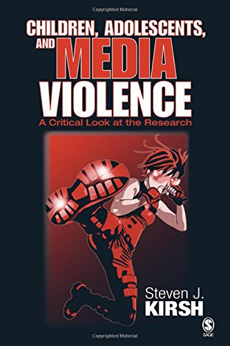 Children, Adolescents And Media Violence: A Critical Look At The Research (Pb 2006)