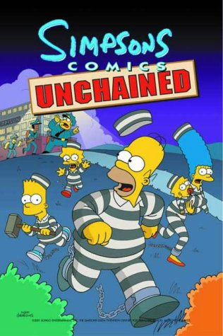 Download Simpsons Comics Unchained PDF