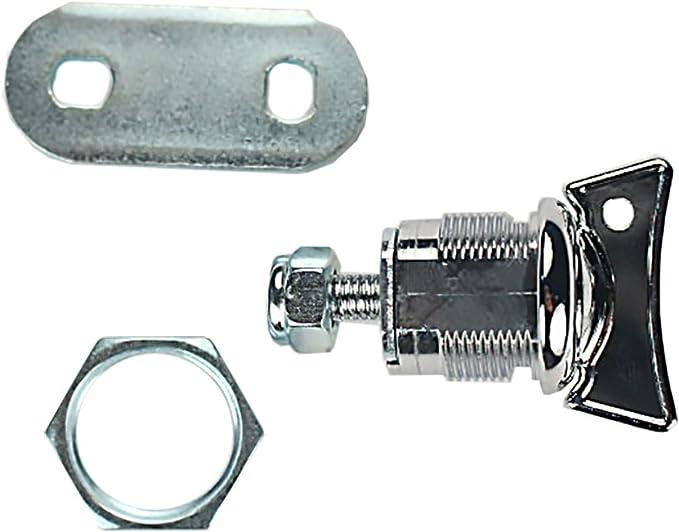 "LOT OF 100 5//8/"" keyless thumb turn lock shipping coin-op cabinets Pinball lock"