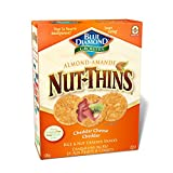 BLUE DIAMOND Nut Thins, Cheddar, 120gm