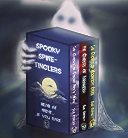 Spooky Spine-tinglers Box Set by [Copsey, Sue]
