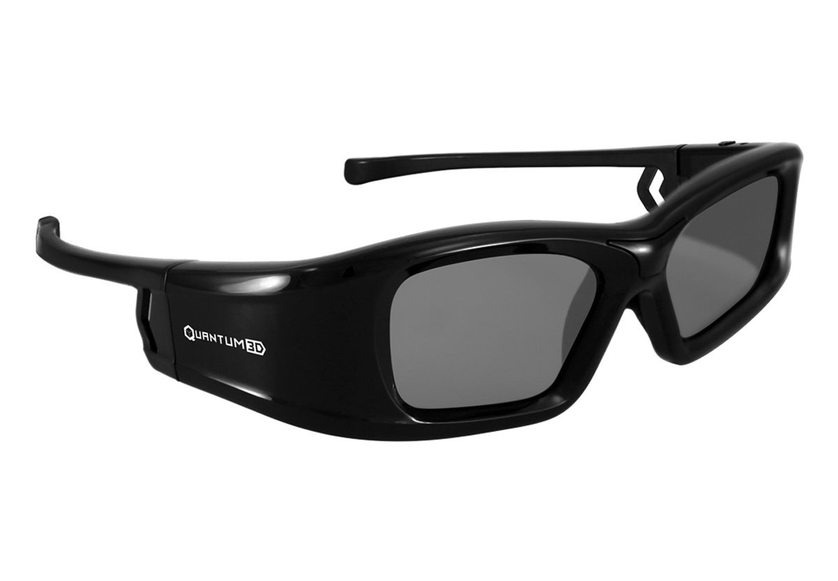 Compatible Samsung N11 Universal 3D Glasses by Quantum 3D