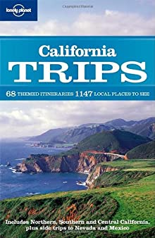 Book cover: California Trips