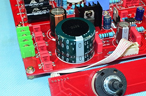 Q-BAIHE YS-D1 preamplifier HiFi tube pre-amp, 5670 fever preamplifier