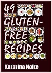 49 Gluten-free Recipes (Gluten-free Recipe Book Series 1) (English Edition)