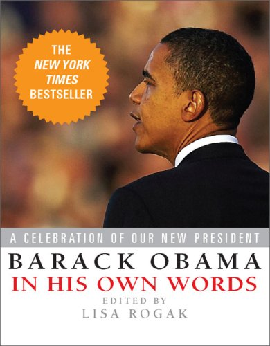 Read Online Barack Obama in His Own Words pdf