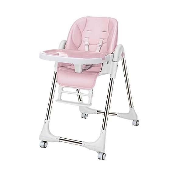 Hh001 Silla de Comedor para niños Plegable multifunción portátil ...
