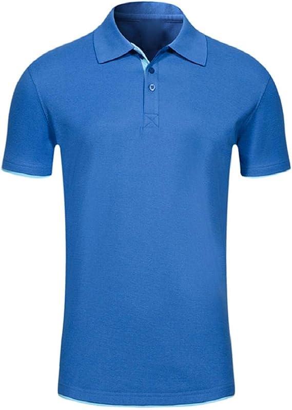 Polos para Hombres, Muscle Tank Top Camiseta sólida Sudadera ...