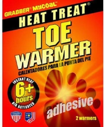 Toe Warmers by GRABBER WARMERS
