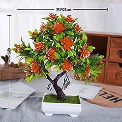 Sproud The Rich Tree Plants Bonsai Trees Lotus Plants Home Furnishing Desktop Decor Plant Decoration,