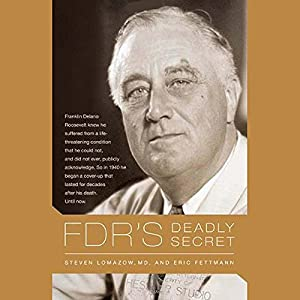 FDR's Deadly Secret Audiobook