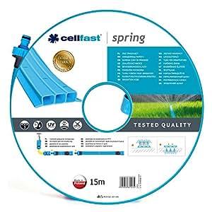 Cell Fast 5901828855474Manguera de agua, multicolor, 38x 38x 8cm