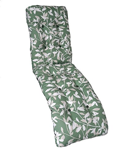 Outstanding Thick Replacement Garden Recliner Relaxer Chair Cushion Ashley Green Design Creativecarmelina Interior Chair Design Creativecarmelinacom