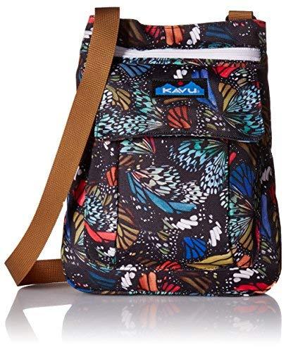 KAVU Women's For keeps Backpack Flutterfly One Size [並行輸入品]   B07K1F6B34
