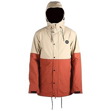 Ride Snowboard para Hawthorne de ropa chaqueta, hombre, Khaki/Rust: Amazon.es: Deportes y aire libre