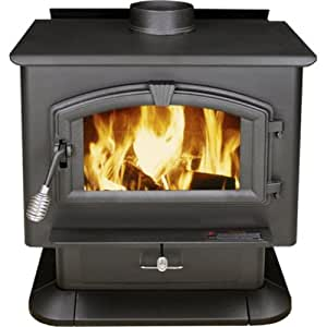 US Stove 3000 Extra Large EPA Certified Wood Stove
