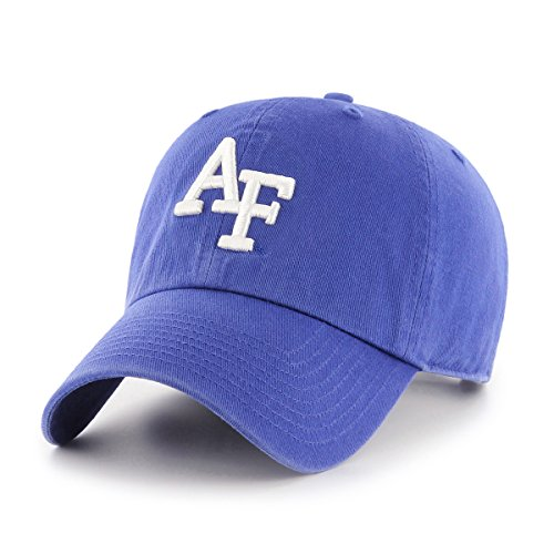 - NCAA Air Force Falcons OTS Challenger Adjustable Hat, Royal, One Size