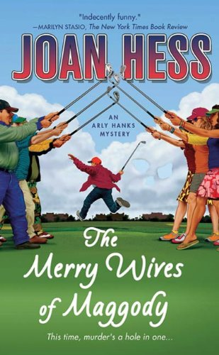 The Merry Wives of Maggody: An Arly Hanks Mystery (Arly Hanks Mysteries Book 16)