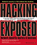 img - for Hacking Exposed: Network Security Secrets & Solutions (Hacking Exposed) book / textbook / text book