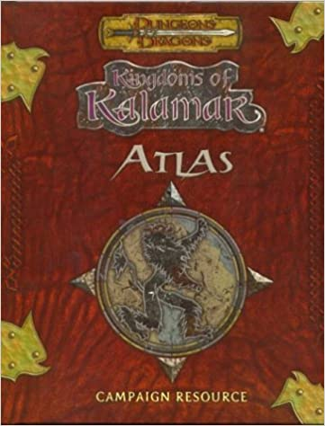Kingdoms of Kalamar Campaign Setting for Dungeons /& Dragons 3.0 Edition by Kenzer and Company