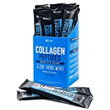 Premium Collagen Peptides Single-Use Travel Packs (20) | Grass-Fed, Certified Paleo Friendly, Non-Gmo and Gluten Free - Unflavored