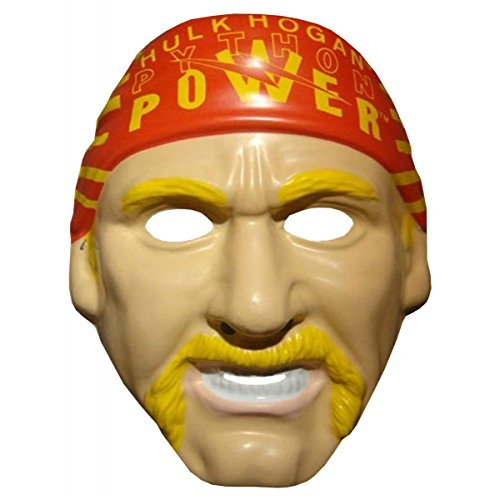 Hulk Hogan - Child Mask (Kids Hulk Hogan Costume)