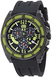 Rhino by Marc Ecko Men's E8M072MV Hype Three Eye Chronograph Bright Color Watch