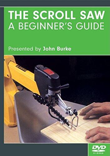 Scrollsaw - A Beginner's Guide - DVD - Color Ntsc - **Mint C