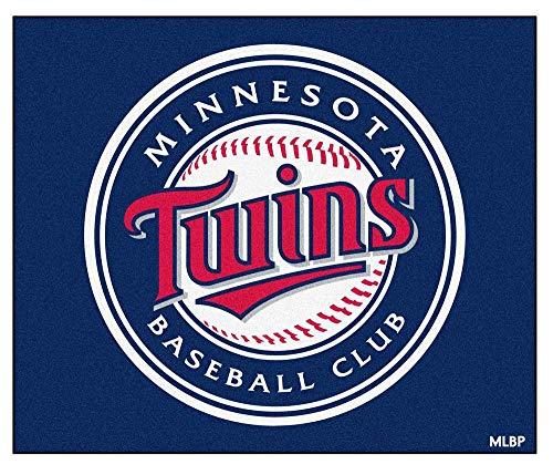MLB - Minnesota Twins Tailgater Rug (Minnesota Twins Tailgater)