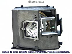 Pjd7583w Viewsonic Projector Lamp Replacement Projector Lamp Assembly With Genuine Original Philips Uhp Bulb Inside