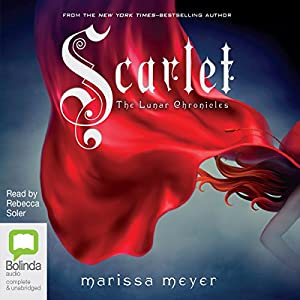 Scarlet Audiobook